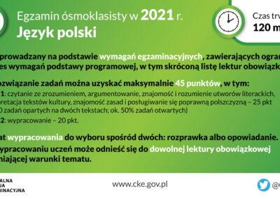 CKE- Egzaminy w 2021 r-1