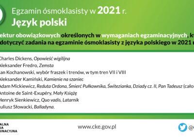 CKE- Egzaminy w 2021 r-2