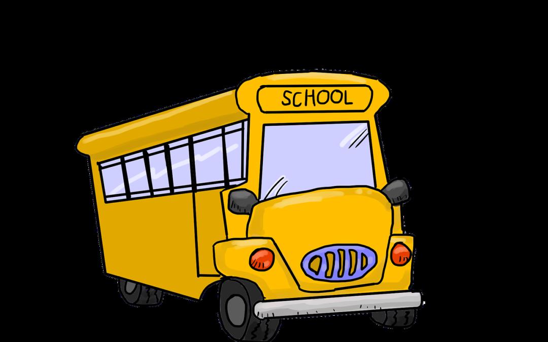Rozkład jazdy autobusów w roku szkolnym 2021/22